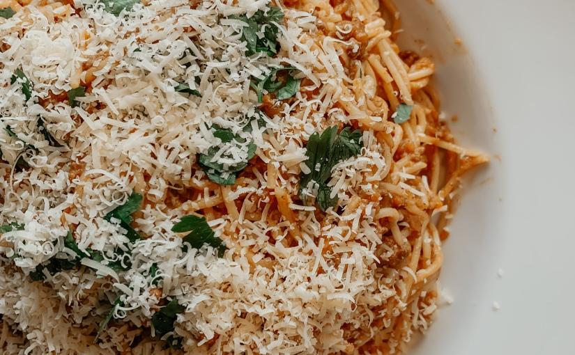 Mama C's SpaghettiBolognese